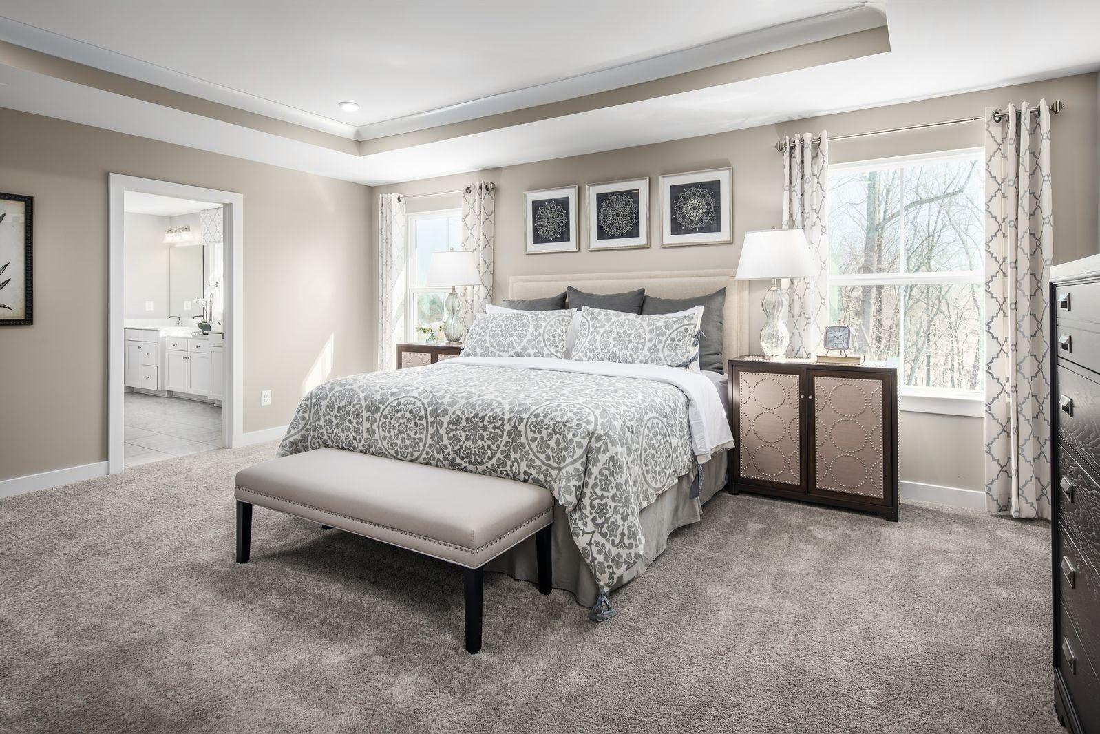 Bedroom featured in the Seneca By Ryan Homes in Wilmington-Newark, DE