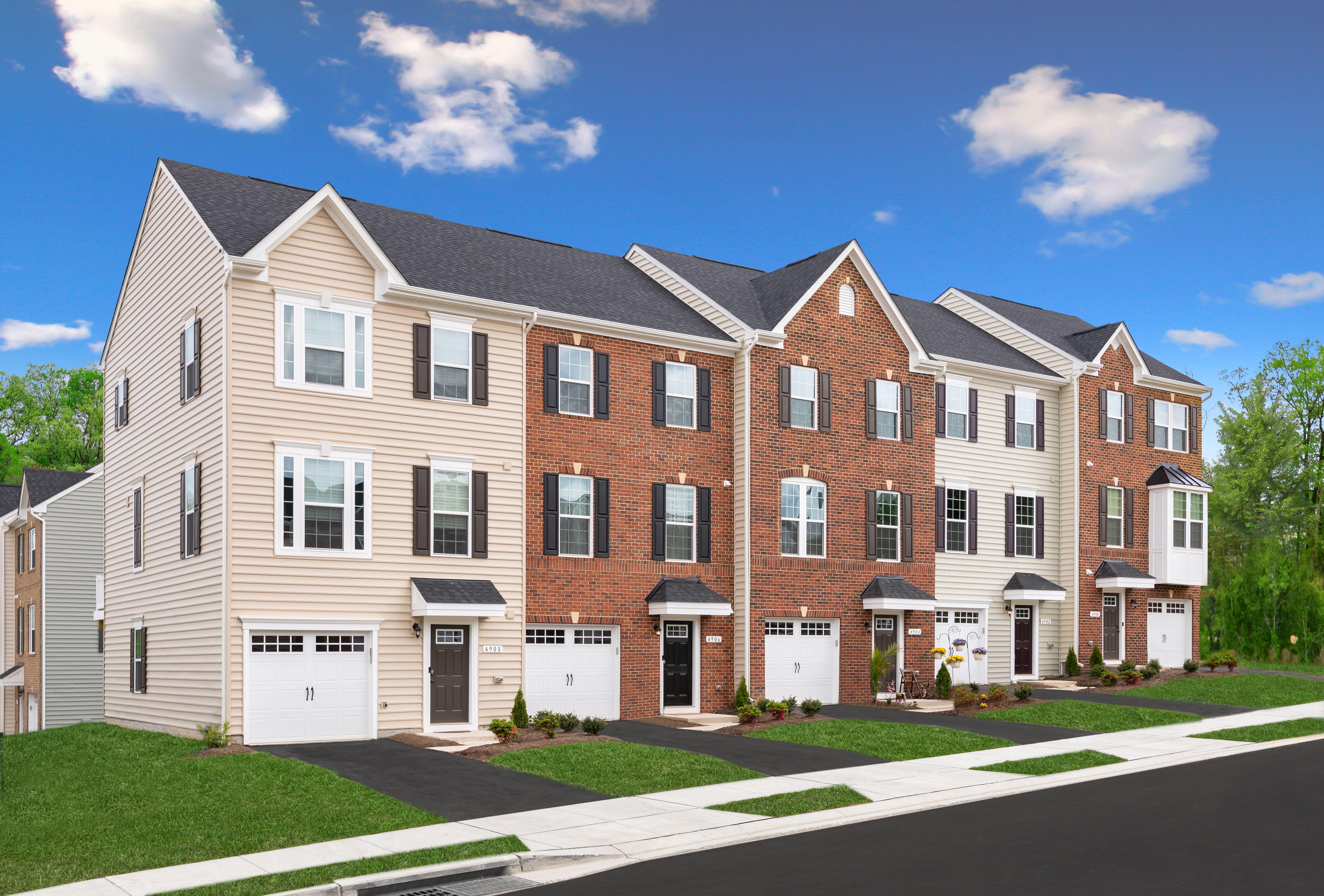 'Hidden Ridge' by Ryan Homes-BLH in Baltimore