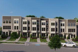 3-Story Clarendon - Wendover Green: Charlotte, North Carolina - Ryan Homes
