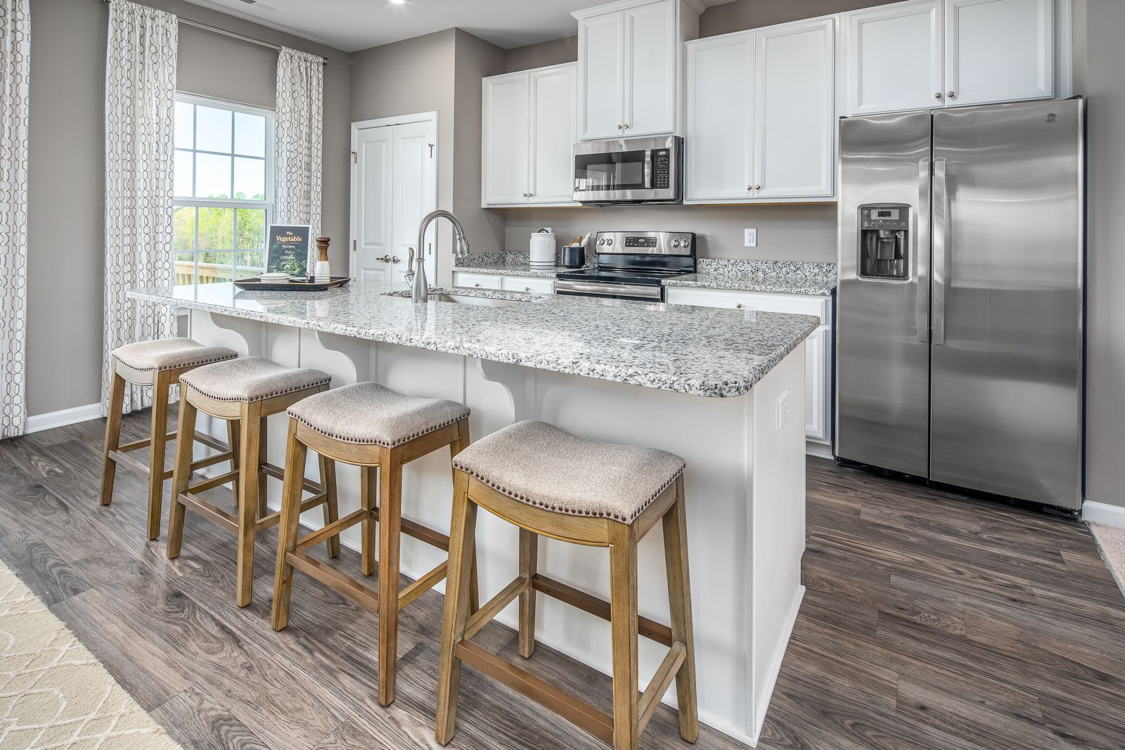 Kitchen featured in the Mozart By Ryan Homes in Philadelphia, NJ