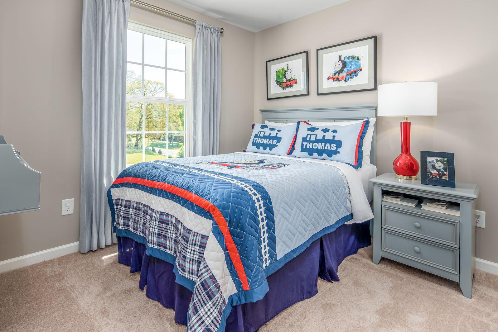Bedroom featured in the Mozart By Ryan Homes in Philadelphia, NJ