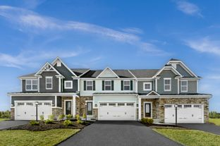 Griffin Hall - Stonehouse Townes: Toano, Virginia - Ryan Homes