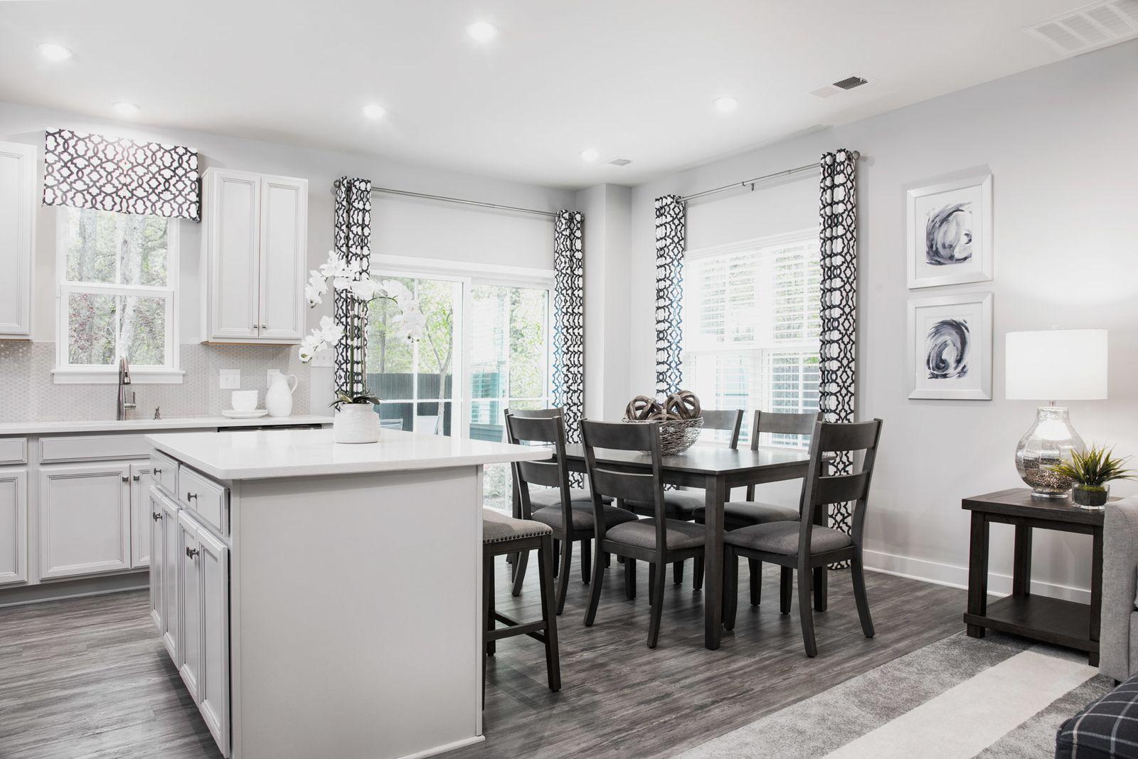 Kitchen featured in the Odessa By Ryan Homes in Richmond-Petersburg, VA