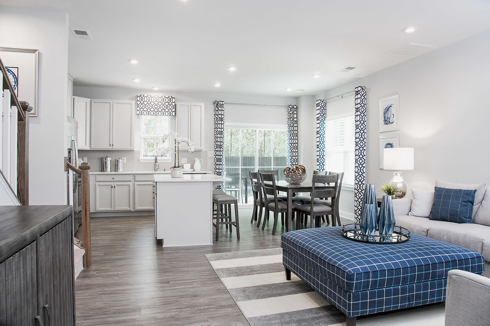 Living Area featured in the Odessa By Ryan Homes in Richmond-Petersburg, VA