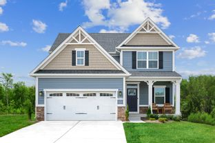 Ballenger - Two Rivers - All Ages Single Family Homes: Odenton, District Of Columbia - Ryan Homes