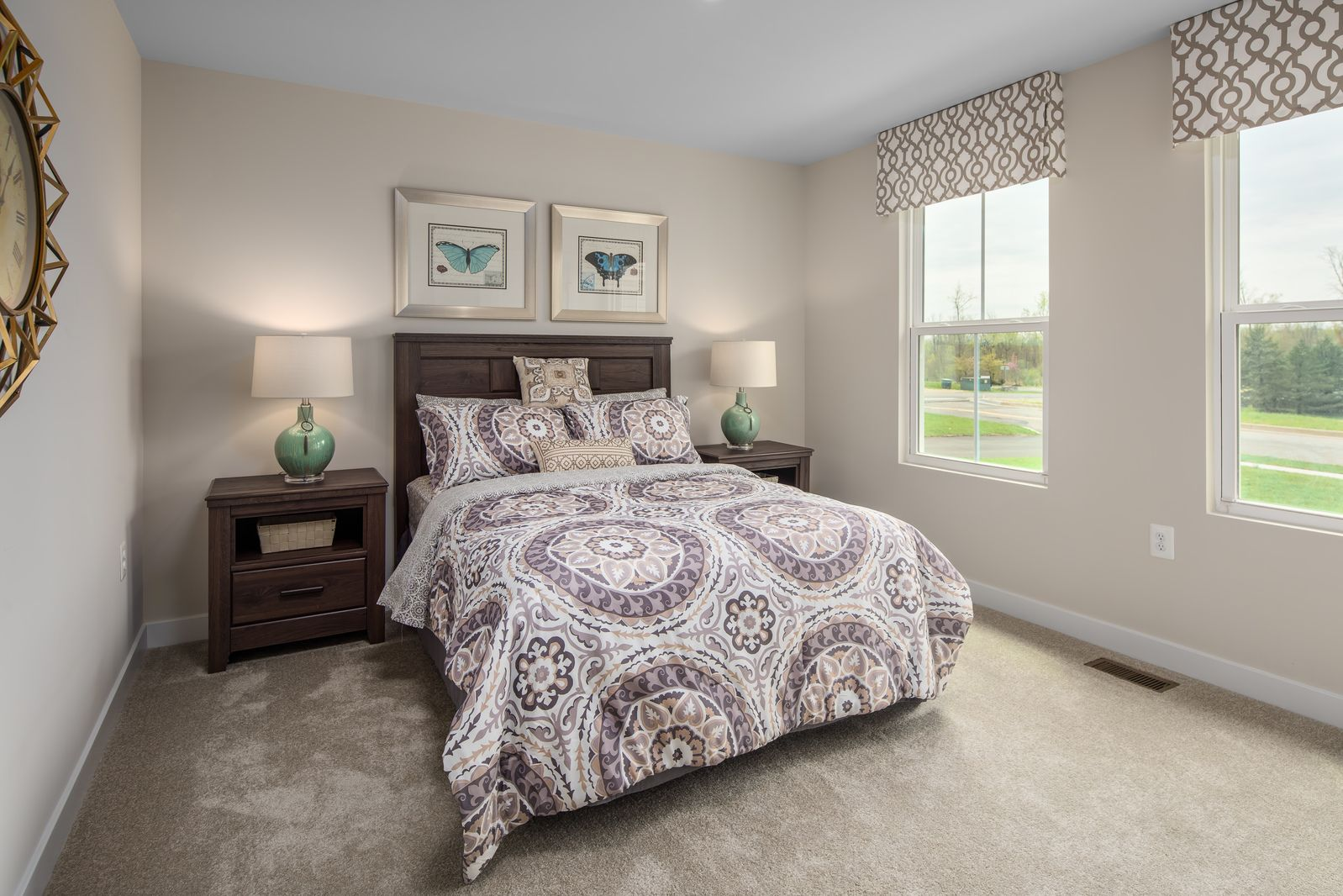 Bedroom featured in the Grand Cayman By Ryan Homes in Akron, OH