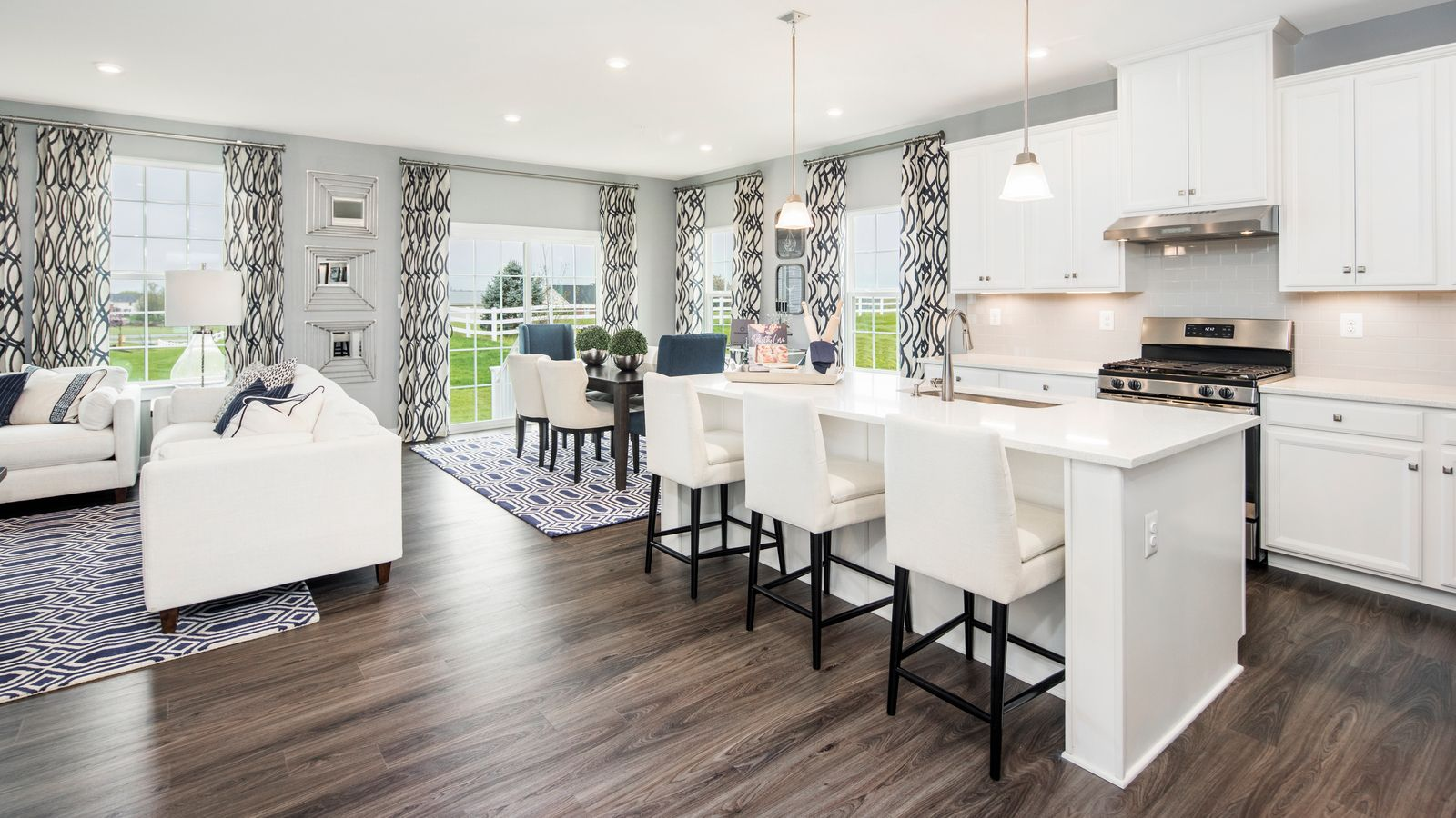 Kitchen featured in the Ashbrooke By Ryan Homes in Pittsburgh, PA