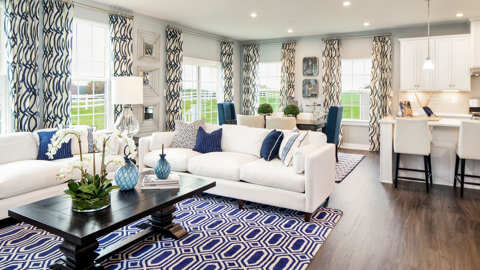 Living Area featured in the Ashbrooke By Ryan Homes in Cleveland, OH