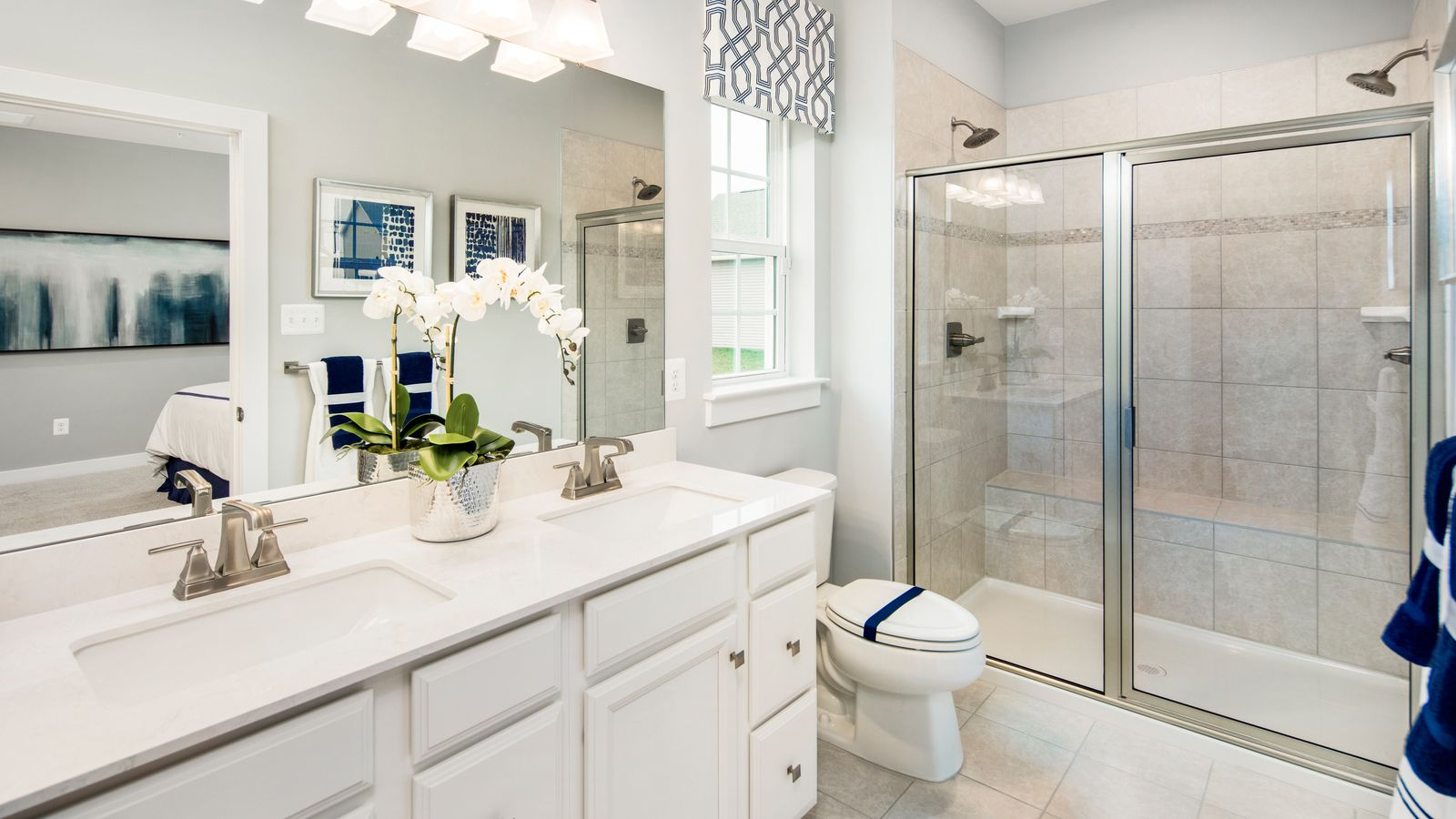 Bathroom featured in the Ashbrooke By Ryan Homes in Sussex, DE