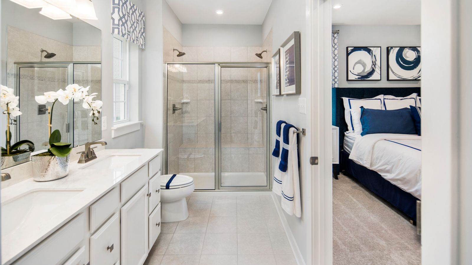 Bathroom featured in the Ashbrooke By Ryan Homes in Cleveland, OH