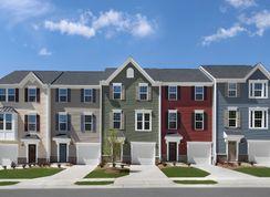 Strauss - Arnold Park: Fuquay Varina, North Carolina - Ryan Homes