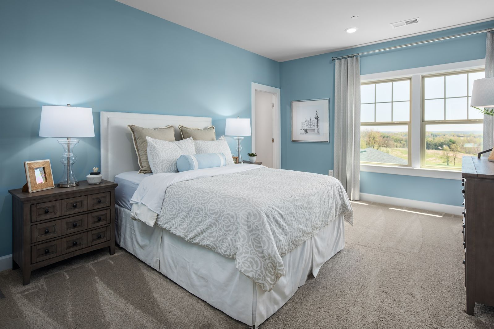 Bedroom featured in the Longwood By NVHomes in Washington, MD