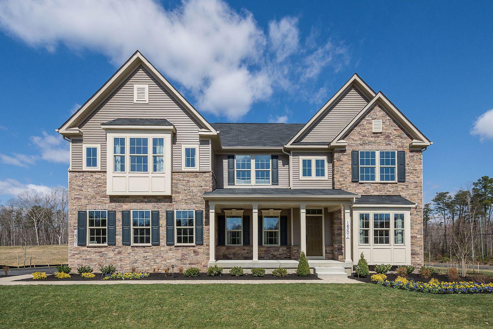 'Estates of London Grove' by Ryan Homes-PHW in Philadelphia