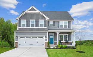 Carriage Trails 2-Story by Ryan Homes in Dayton-Springfield Ohio