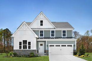 Stapleton - Marsh Farm Estates: Lewes, Delaware - NVHomes