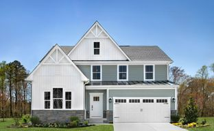 The Estuary by NVHomes in Sussex Delaware