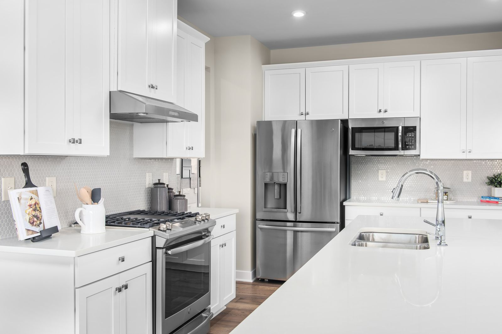Kitchen featured in the Columbia By Ryan Homes in Sussex County, NJ