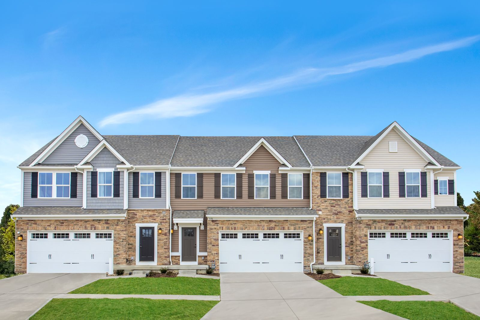 Exterior featured in the Rosecliff By Ryan Homes in Cincinnati, OH