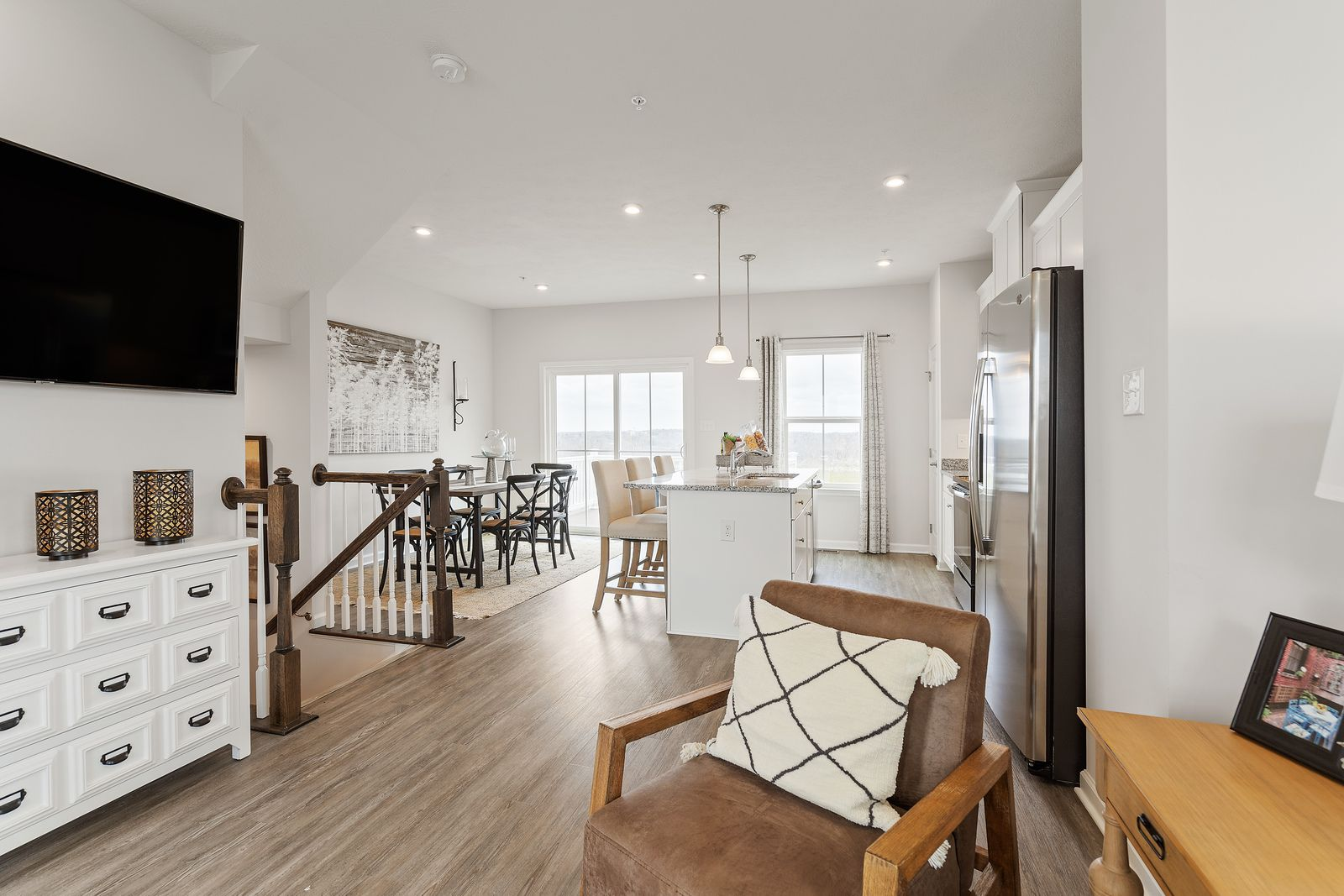 Living Area featured in the Beethoven 3-story By Ryan Homes in Wilmington-Newark, DE