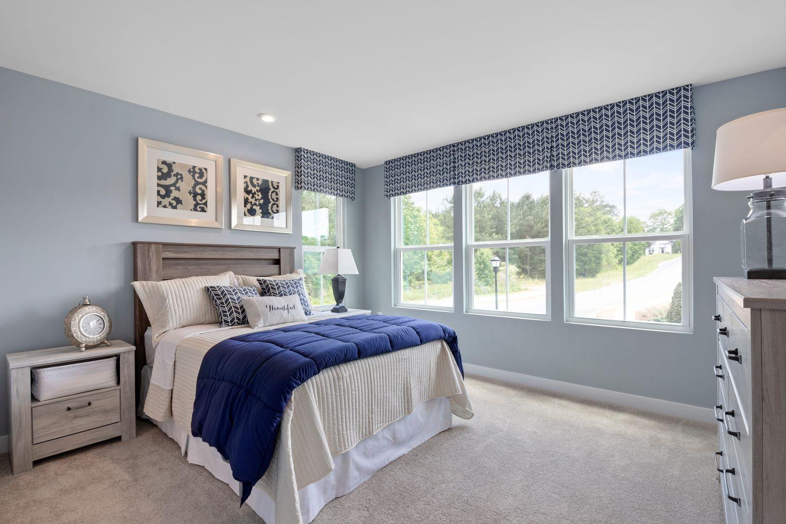 Bedroom featured in the Nassau By Ryan Homes in Richmond-Petersburg, VA