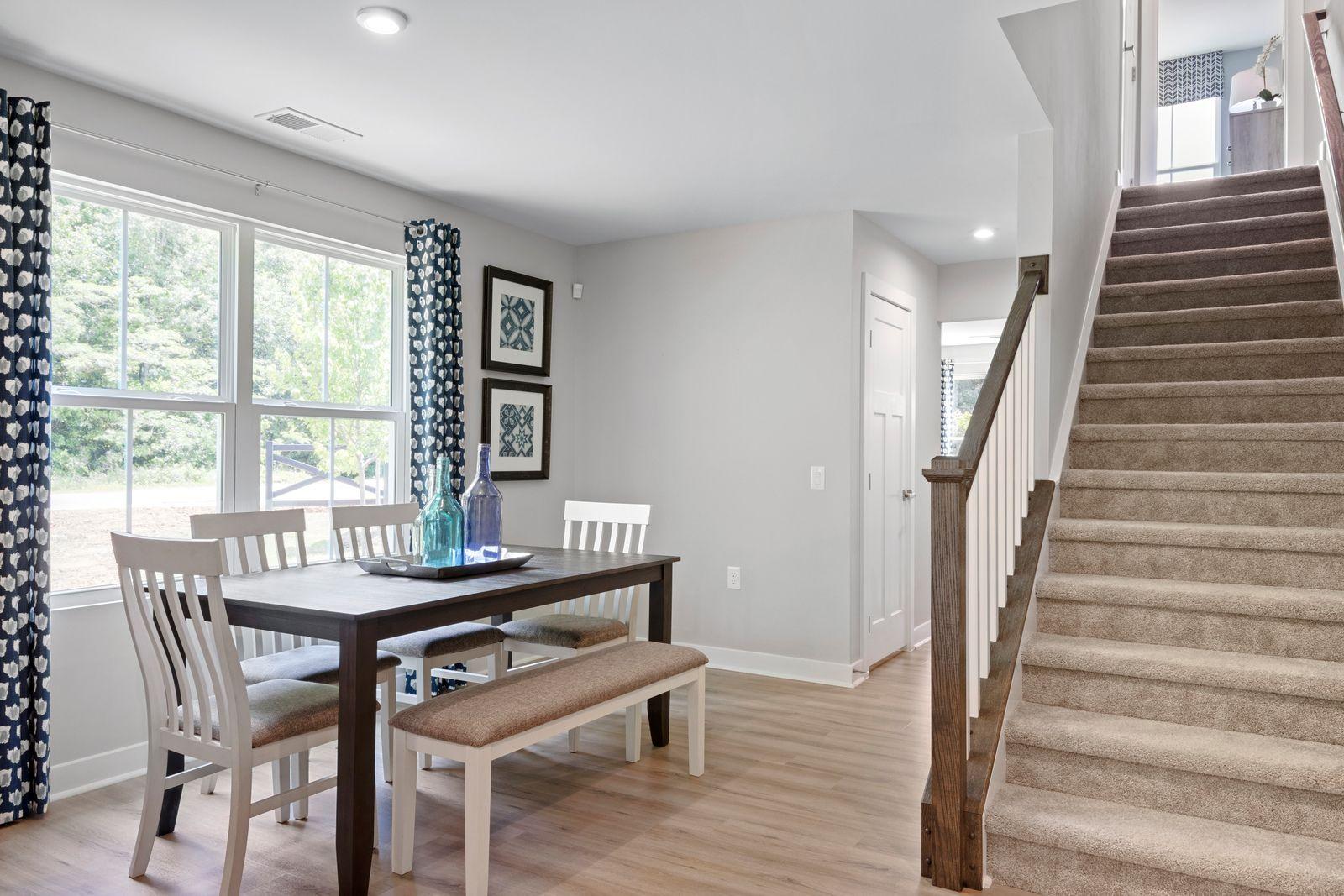 Kitchen featured in the Nassau By Ryan Homes in Richmond-Petersburg, VA