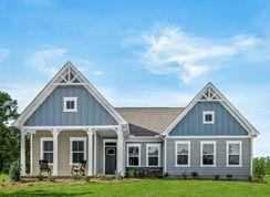 Savannah - Grove Crossing: Chester, Virginia - Ryan Homes