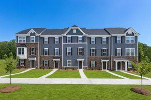 Mozart - Winding Brook Townhomes: Ashland, Virginia - Ryan Homes