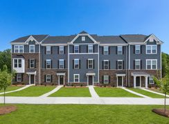 Strauss - Riverbend Townhomes: Charlotte, North Carolina - Ryan Homes