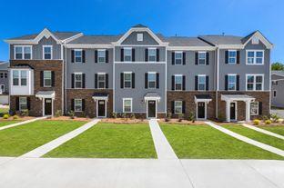 Beethoven - Riverbend Townhomes: Charlotte, North Carolina - Ryan Homes