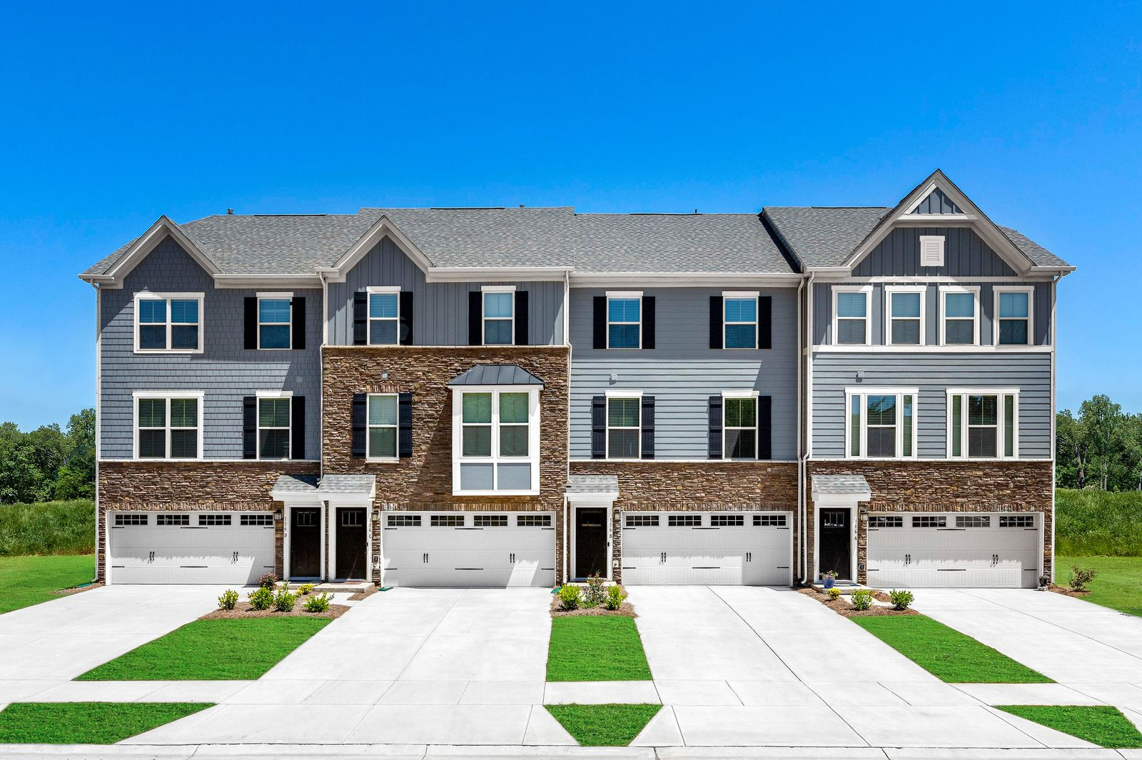 'Waterfront at Langtree' by Ryan Homes-CTN in Charlotte