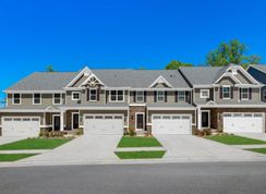 Griffin Hall - Waterfront at Langtree: Mooresville, North Carolina - Ryan Homes