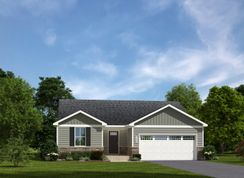 Spruce - Woodlands At Morrow: Morrow, Ohio - Ryan Homes