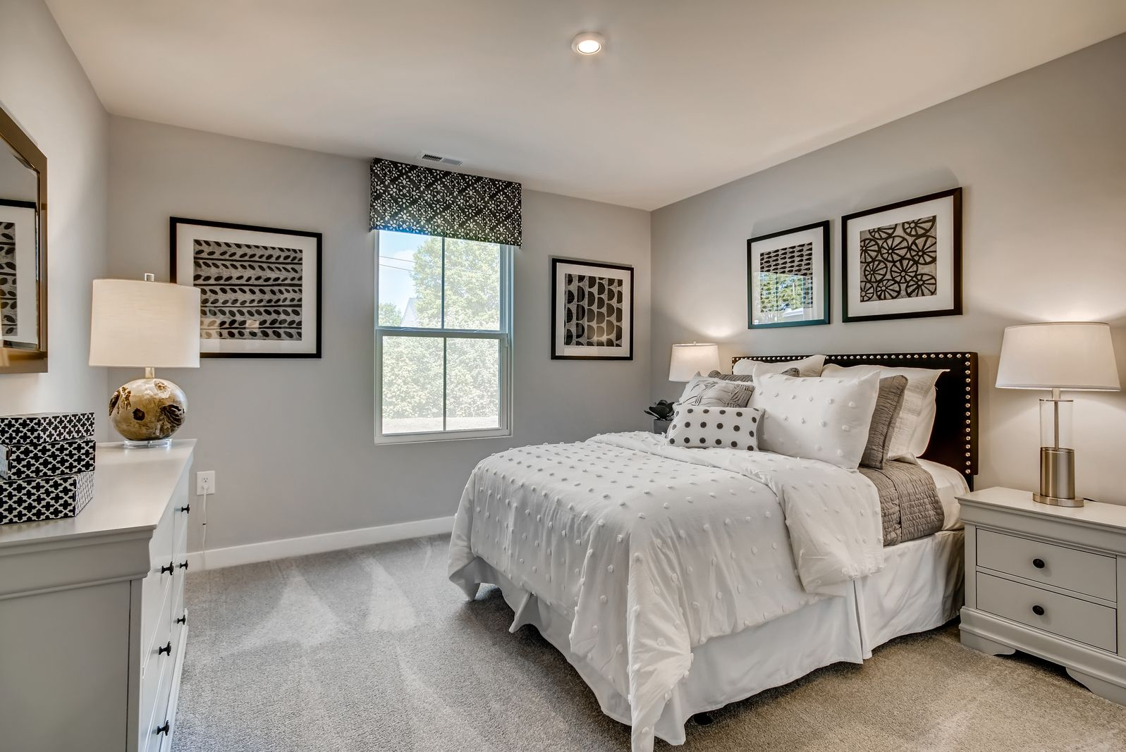 Bedroom featured in the Grand Cayman By Ryan Homes in Cleveland, OH