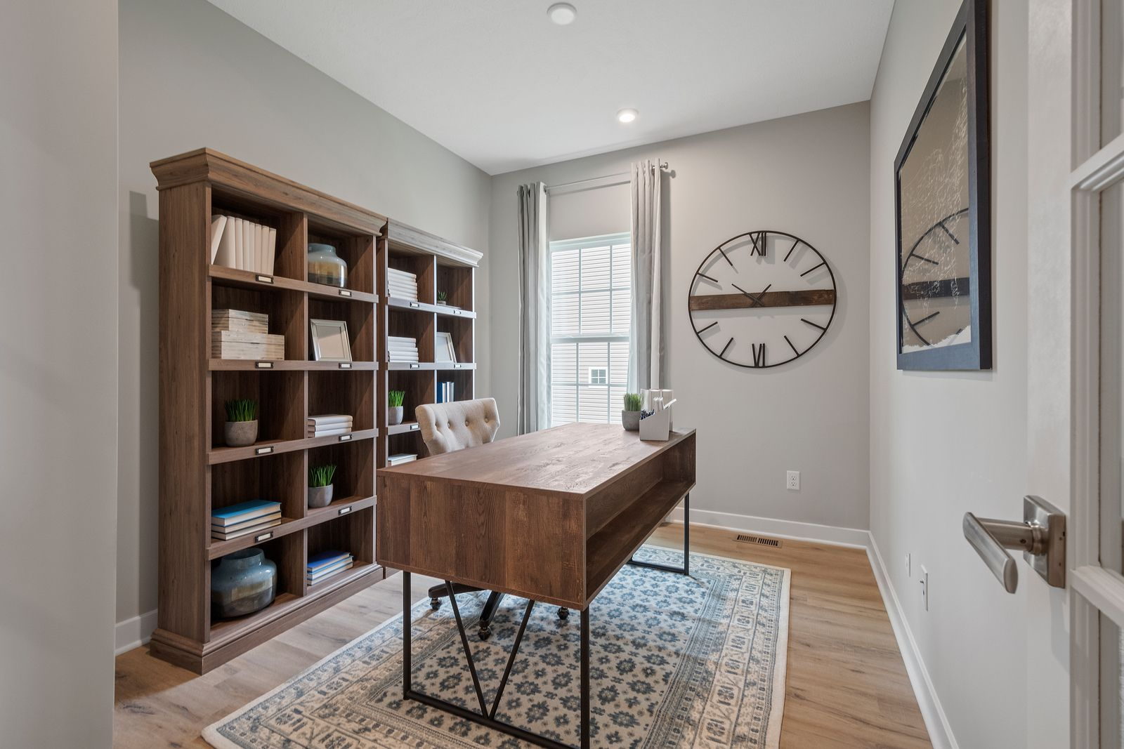 Living Area featured in the Andover By Ryan Homes in Pittsburgh, PA