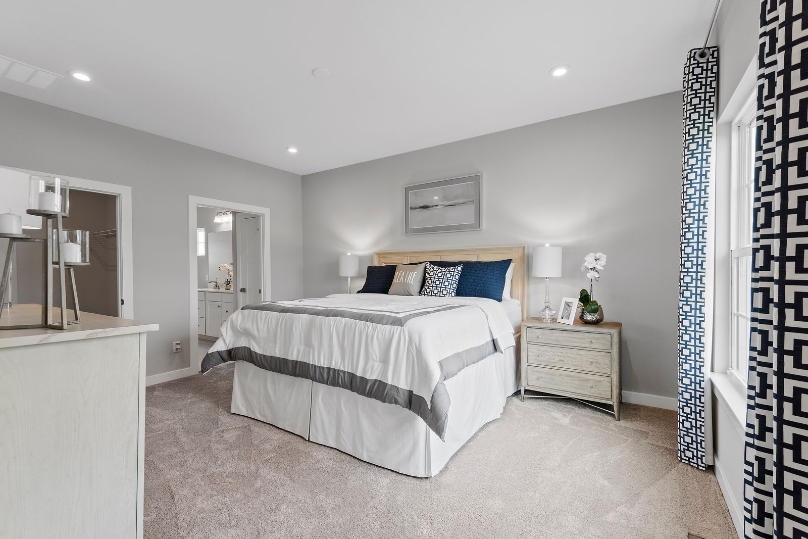Bedroom featured in the Andover By Ryan Homes in Dayton-Springfield, OH