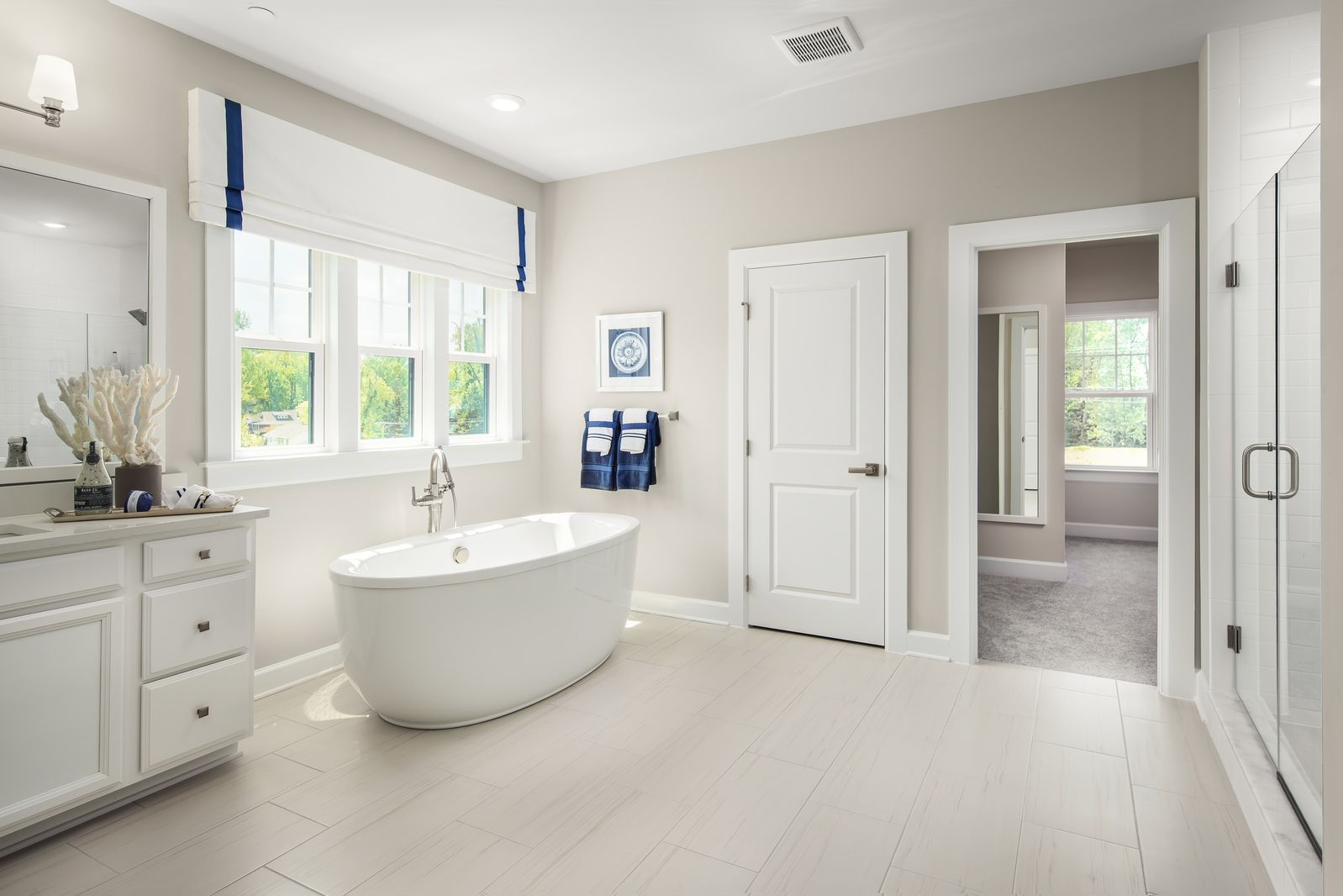 Bathroom featured in the Stratford Hall By NVHomes in Washington, MD