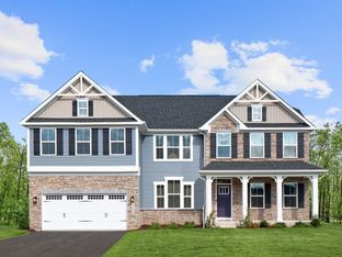 Corsica - Two Rivers - All Ages Single Family Homes: Odenton, Maryland - Ryan Homes