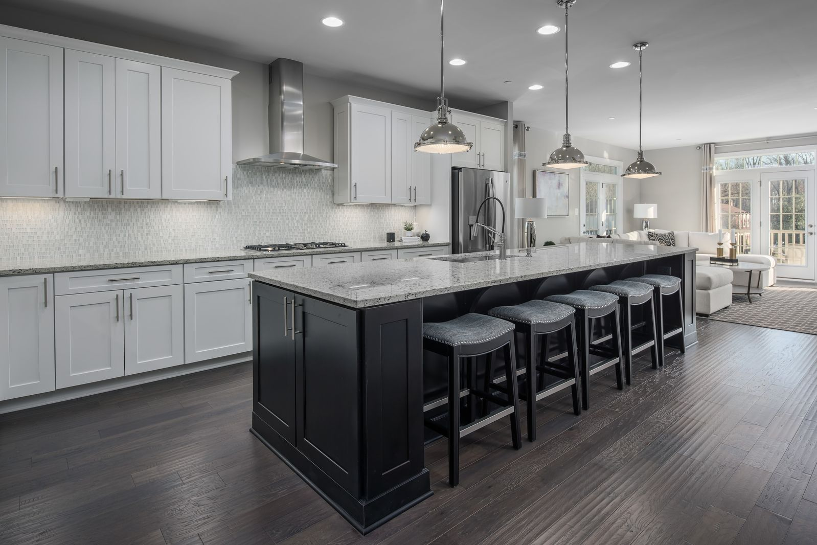 Kitchen featured in the Andrew Carnegie By NVHomes in Baltimore, MD