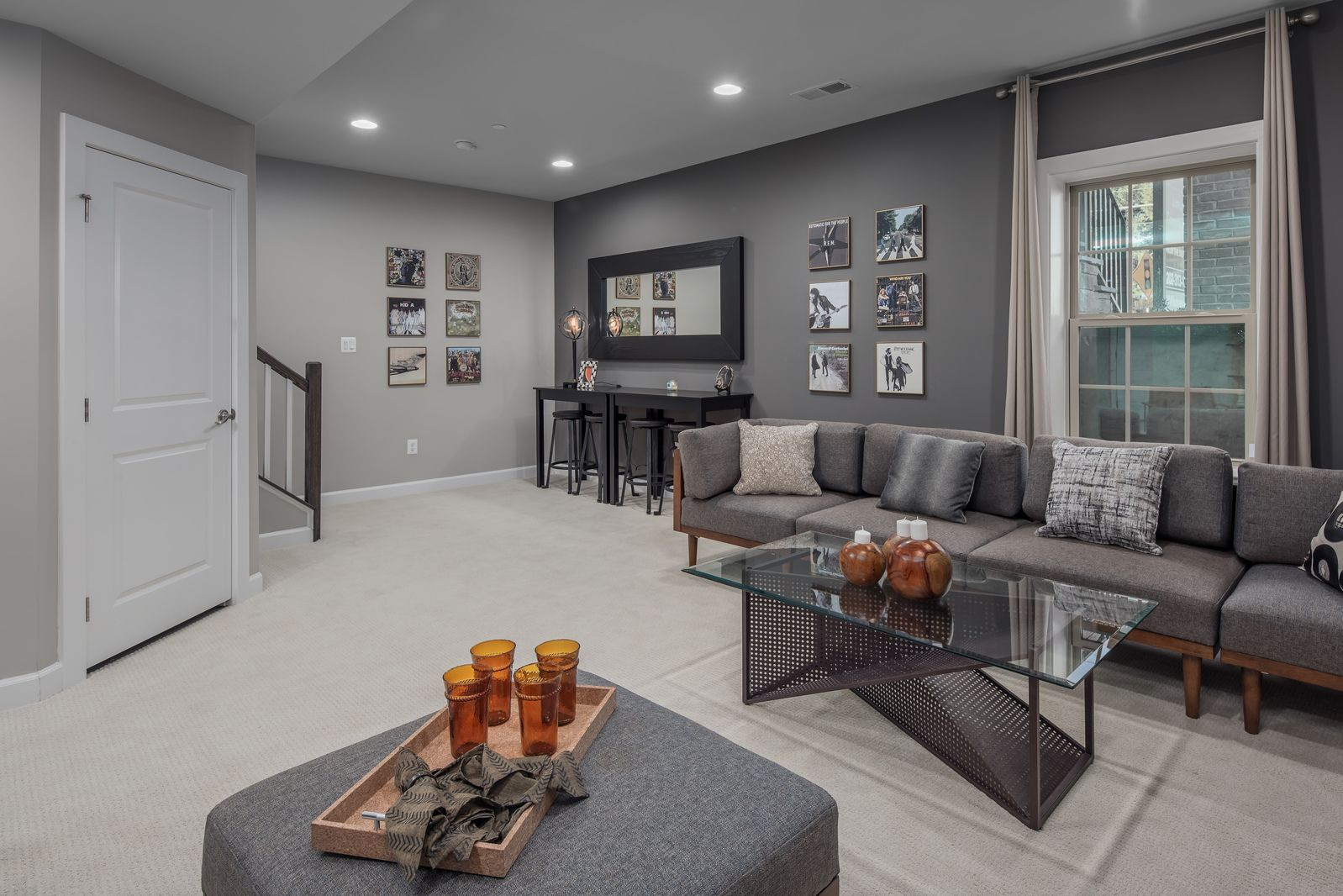 Living Area featured in the Andrew Carnegie By NVHomes in Baltimore, MD