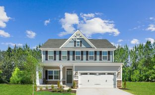 Meade's Estates by Ryan Homes in Baltimore Maryland