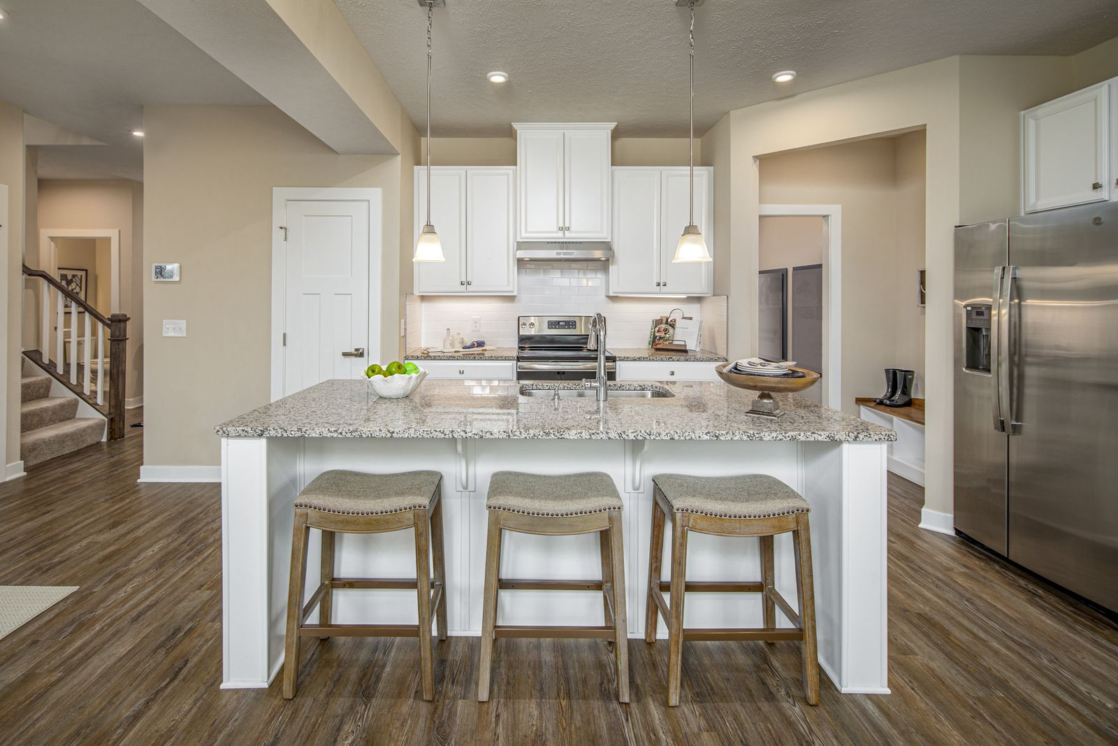 Kitchen featured in the Allegheny By Ryan Homes in Cleveland, OH