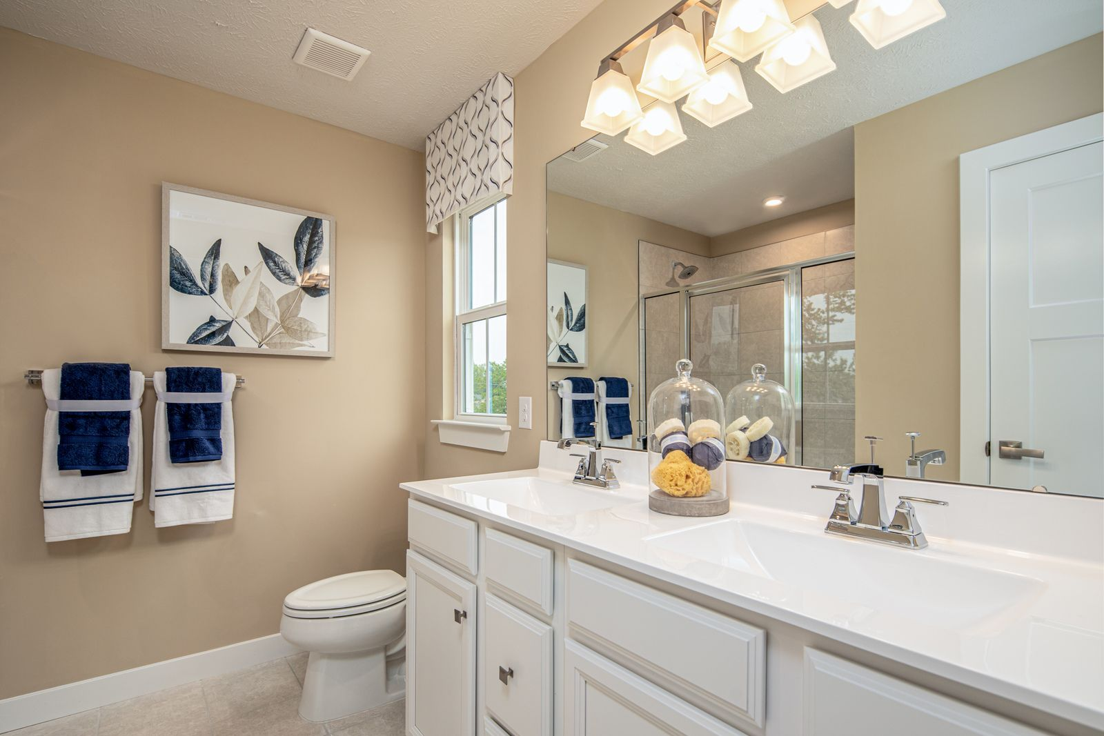 Bathroom featured in the Allegheny By Ryan Homes in Cleveland, OH