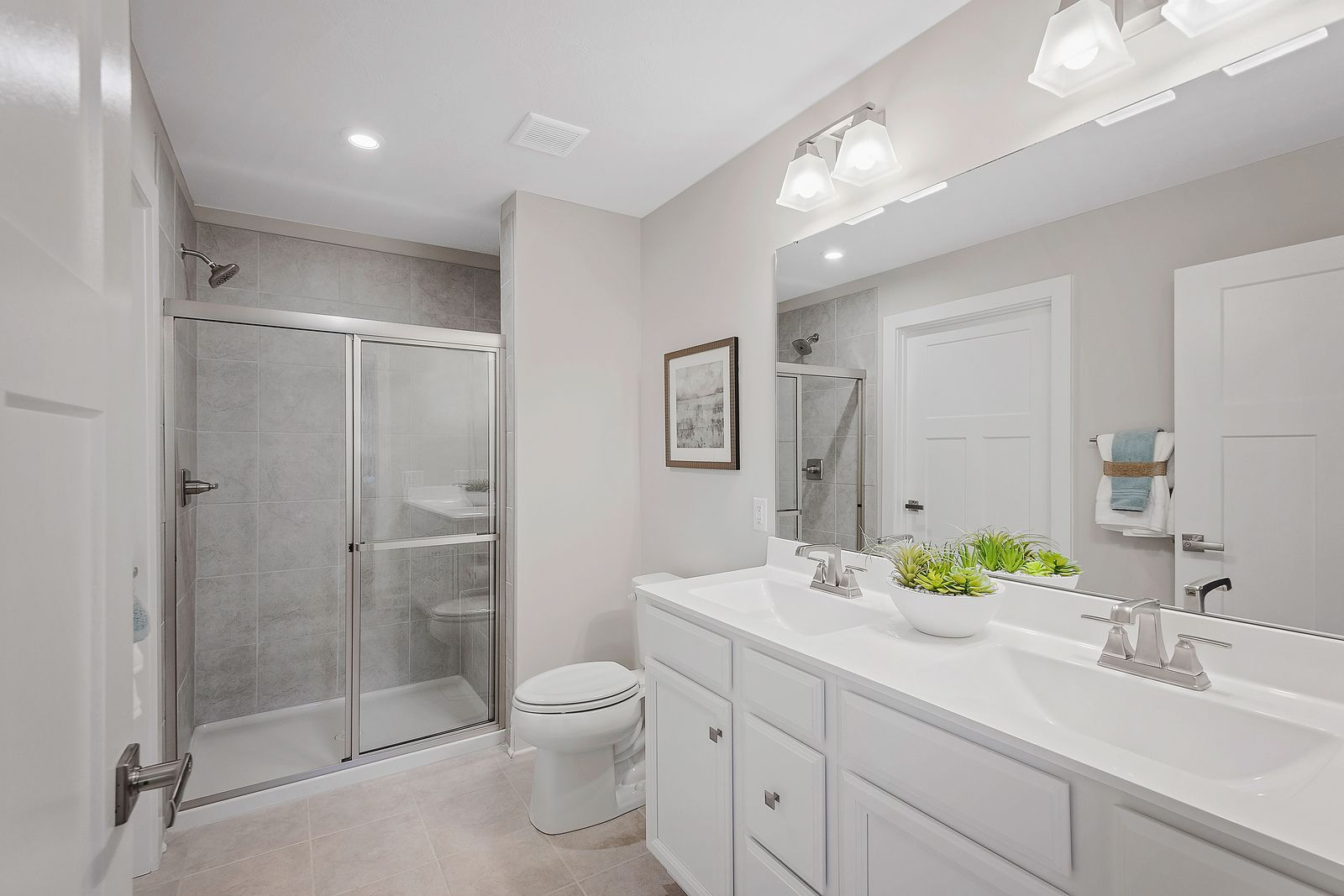 Bathroom featured in the Grand Bahama By Ryan Homes in Columbus, OH
