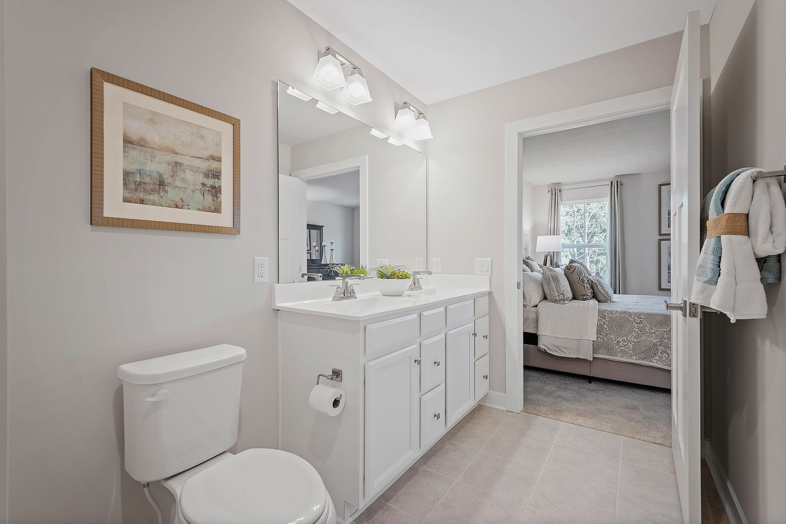 Bathroom featured in the Grand Bahama By Ryan Homes in Sussex County, NJ