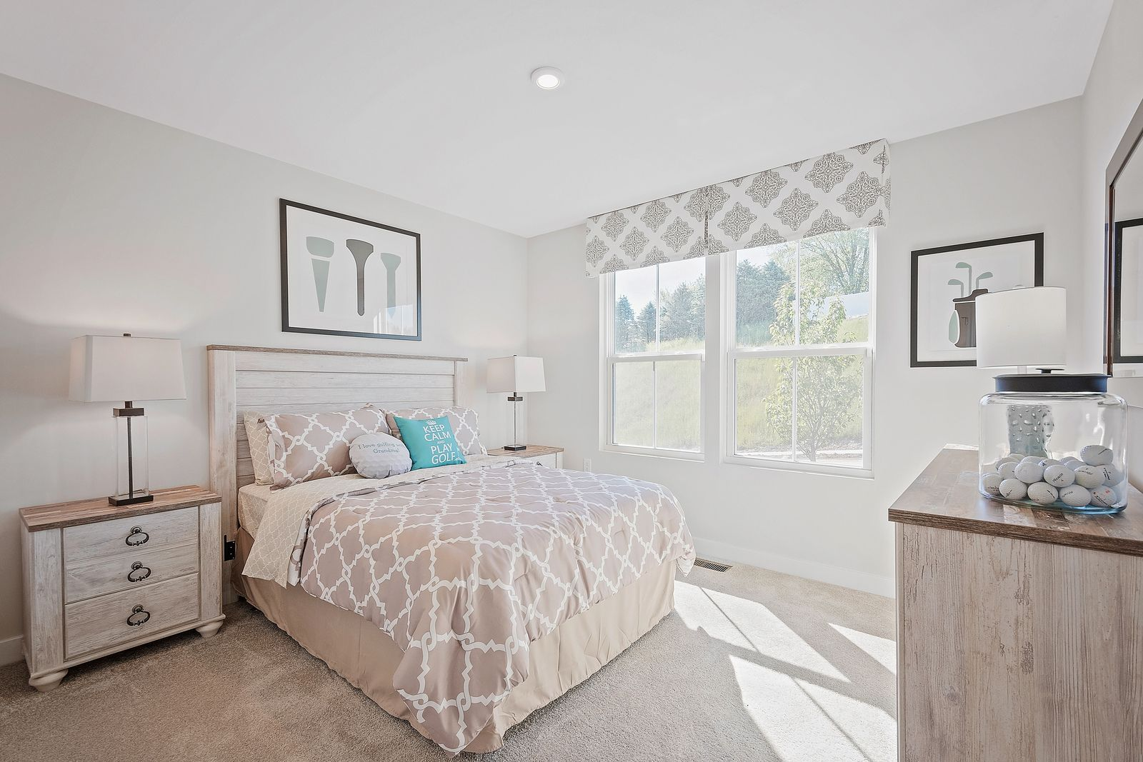 Bedroom featured in the Grand Bahama By Ryan Homes in Cleveland, OH
