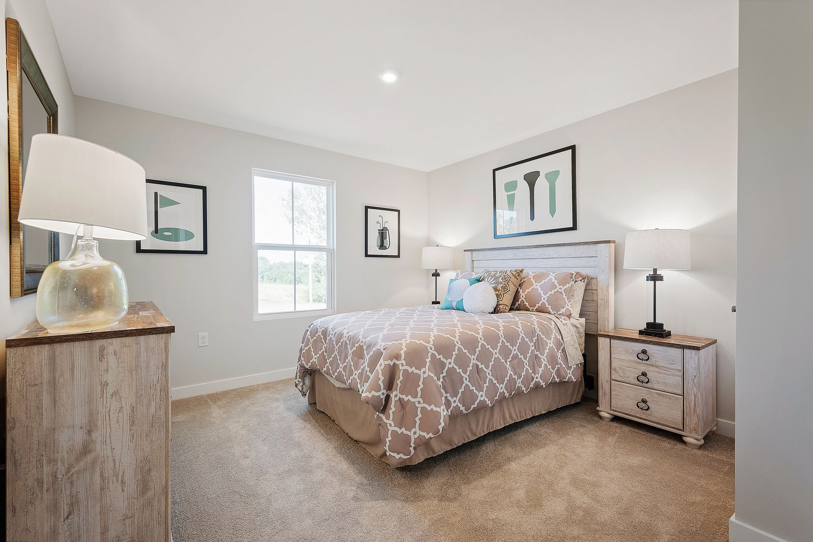 Bedroom featured in the Dominica Spring By Ryan Homes in Akron, OH