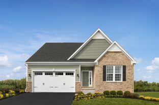 Andover - The Greens at Blackthorne Estates: Jeannette, Pennsylvania - Ryan Homes