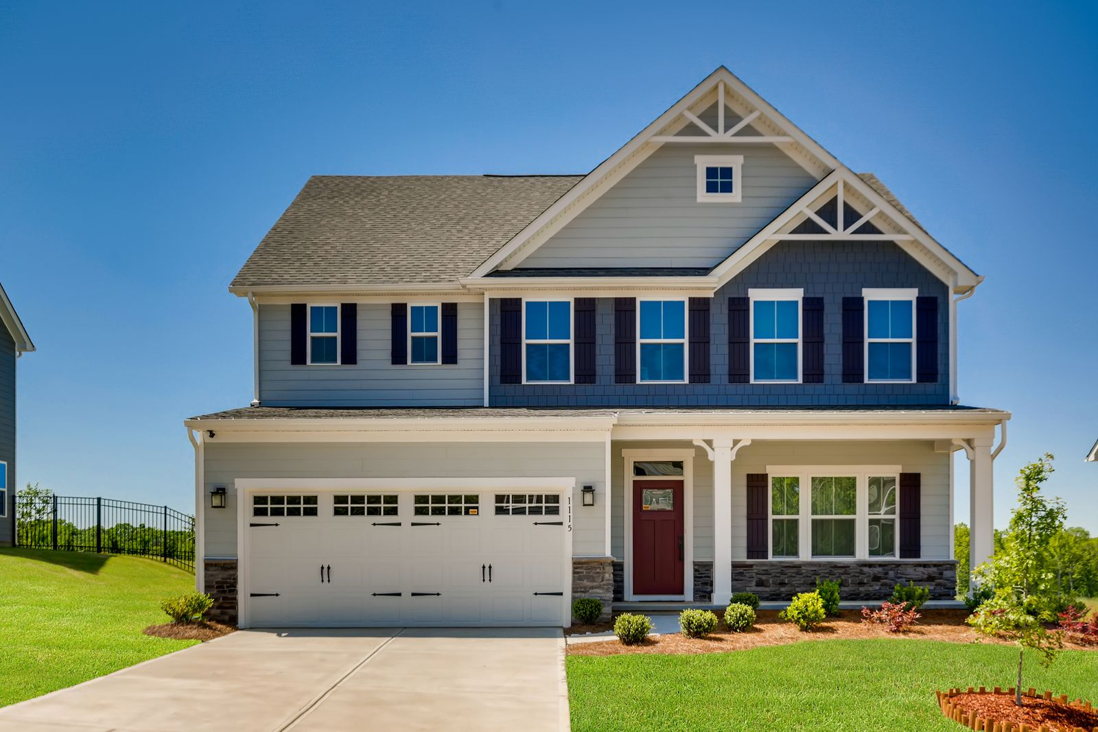 Exterior featured in the Lehigh By Ryan Homes in Baltimore, MD