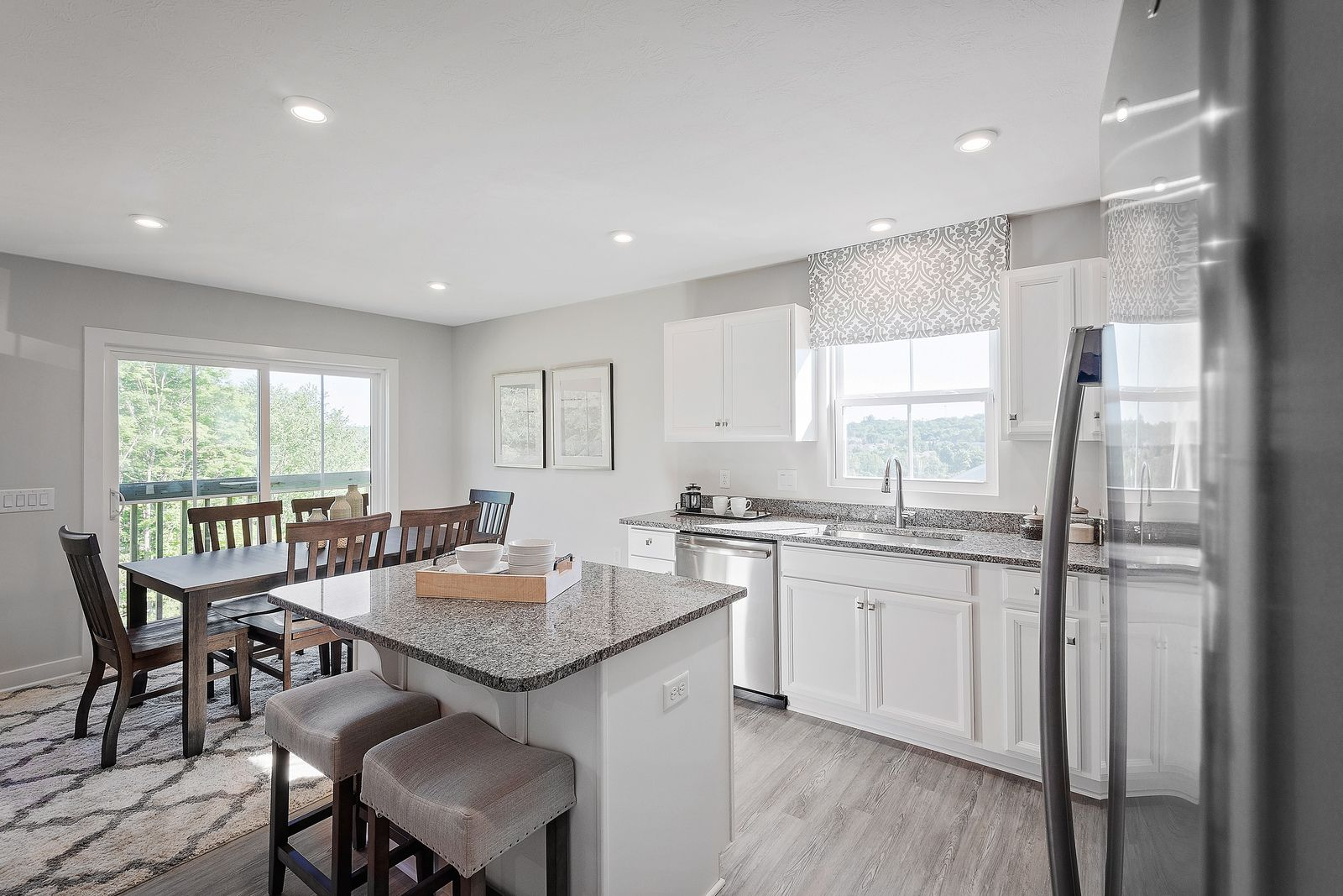 Kitchen featured in the Grand Bahama By Ryan Homes in Columbus, OH