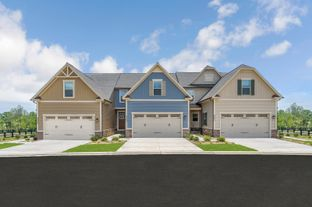 Calvert Non Basement - 55+ The Woodlands Villas: Urbana, District Of Columbia - Ryan Homes